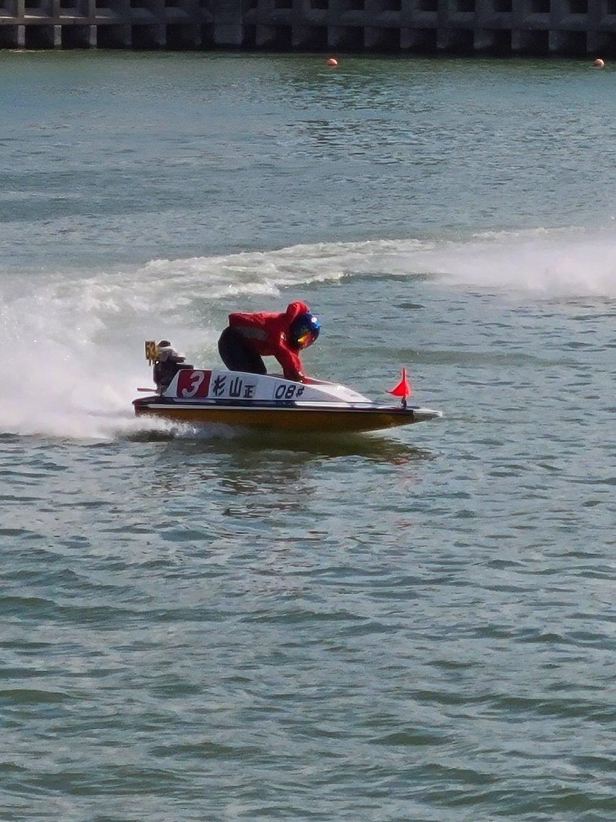 常滑 リプレイ レース ボート