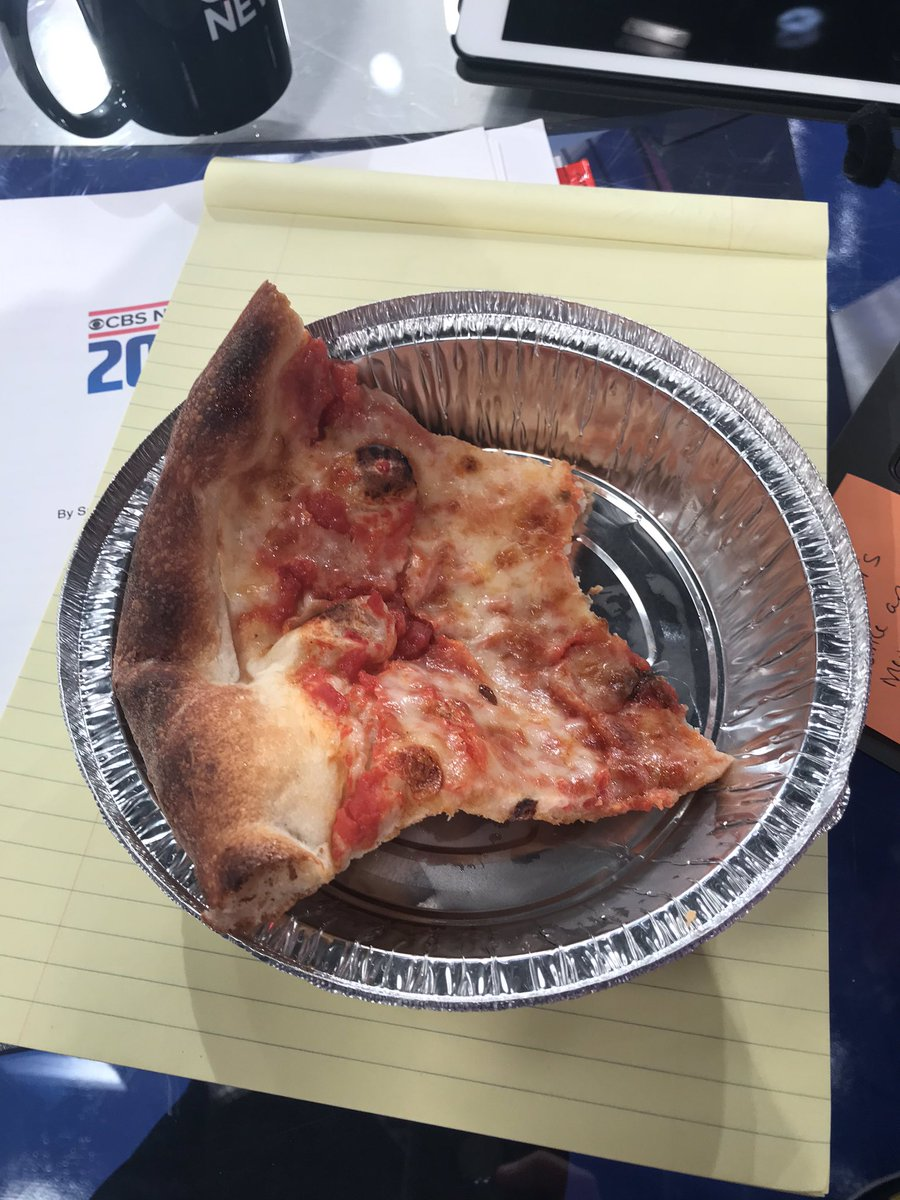 12:20 am ET: Pizza is served. #longnight
