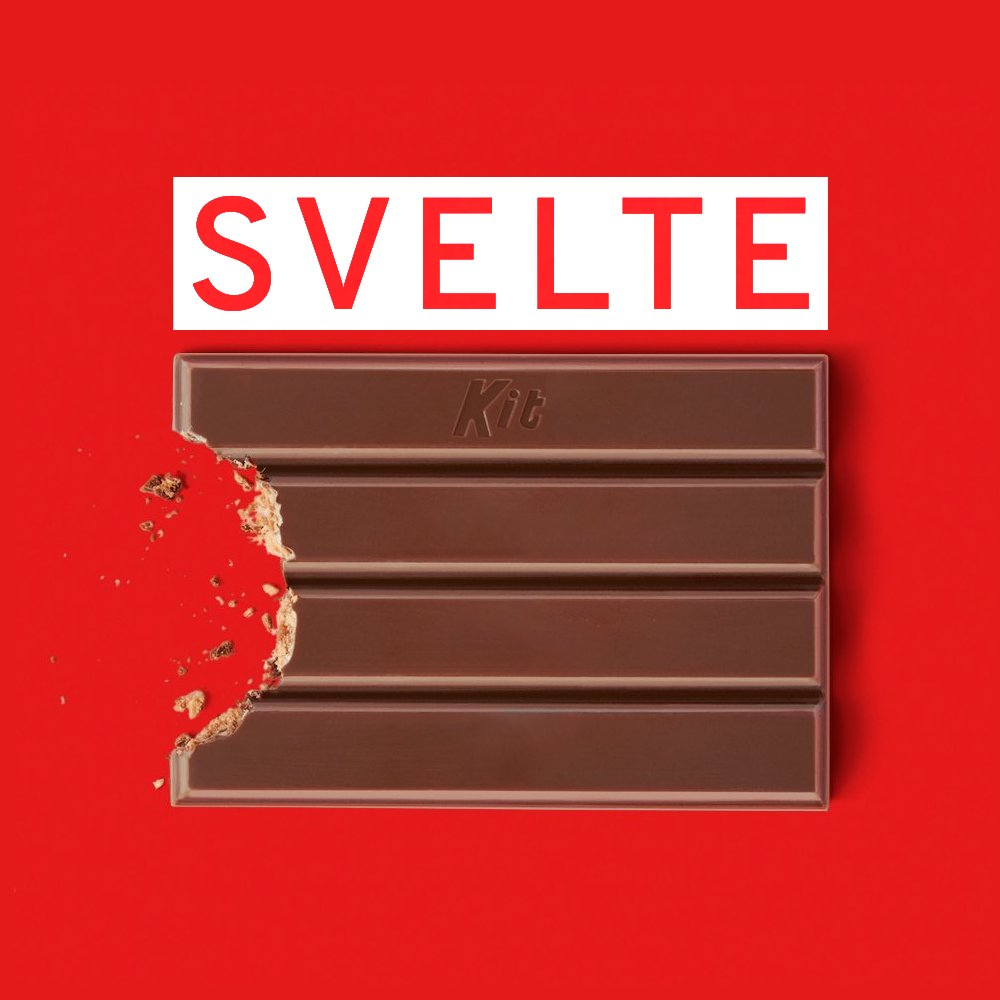 Thumbnail for SvelteKit pre-alpha on Production