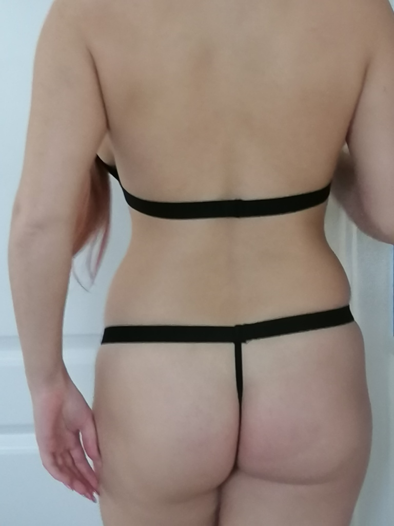 Mijn nieuwe foto op Kinkylife: Good morning kinky friends. Always a photo from the front side, but why not from the back side? Th kinkylife.com/getkinky/130066
