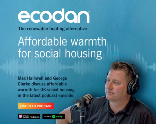 Max Halliwell and George Clarke discuss #affordable warmth for UK #socialhousing in the latest podcast episode @ME_Europe https://t.co/MHCxf9mQVv https://t.co/blcAp1sF4o