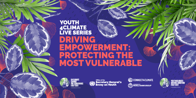 10 min to go! ⏳ Join us and @AminaJMohammed for today's livestream of #Youth4ClimateLive 💚  https://t.co/Y19orwAcCG https://t.co/bGefvF2L78