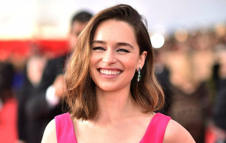 Happy Birthday, Emilia Clarke!!