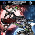 Image for the Tweet beginning: Bayonetta & Vanquish 10th Anniversary