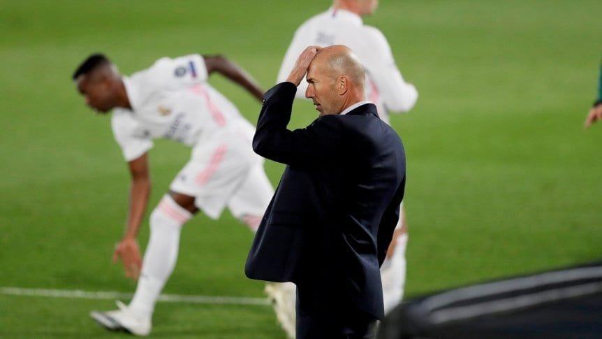 ⚽️: El entrenador del Real Madrid, Zinedine Zidane dijo que buscarán reivindicarse en El Clásico frente al Barcelona, tras las dos derrotas ante Cádiz y Shakthar Donetsk: