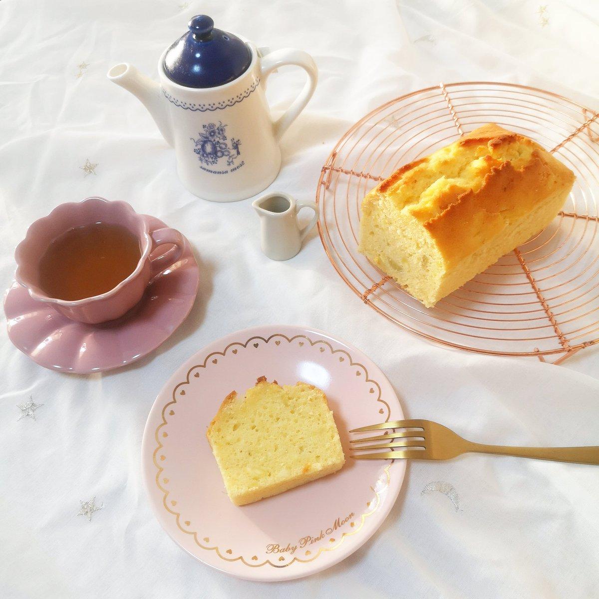 福岡の料理家、toiroさんのレシピでさつまいもケーキを作りました🍠お芋好きさんのための!さつまいもケーキ★ by トイロ*