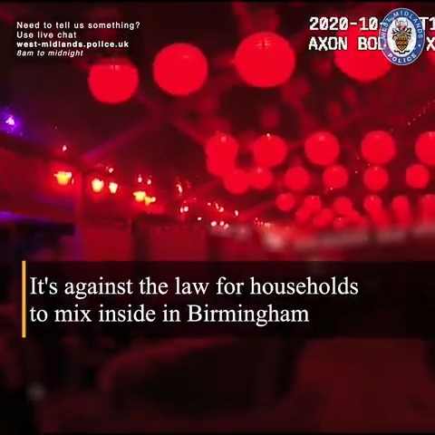 #BREAKING | Today weve issued another £10,000 fine under #coronavirus laws after a venue claimed this event was outdoors - even though it was actually inside. Watch what happened when we were called to Lab 11 in #Birmingham ⬇️ and get the full story ➡️ ow.ly/p0ni50C0Ftr