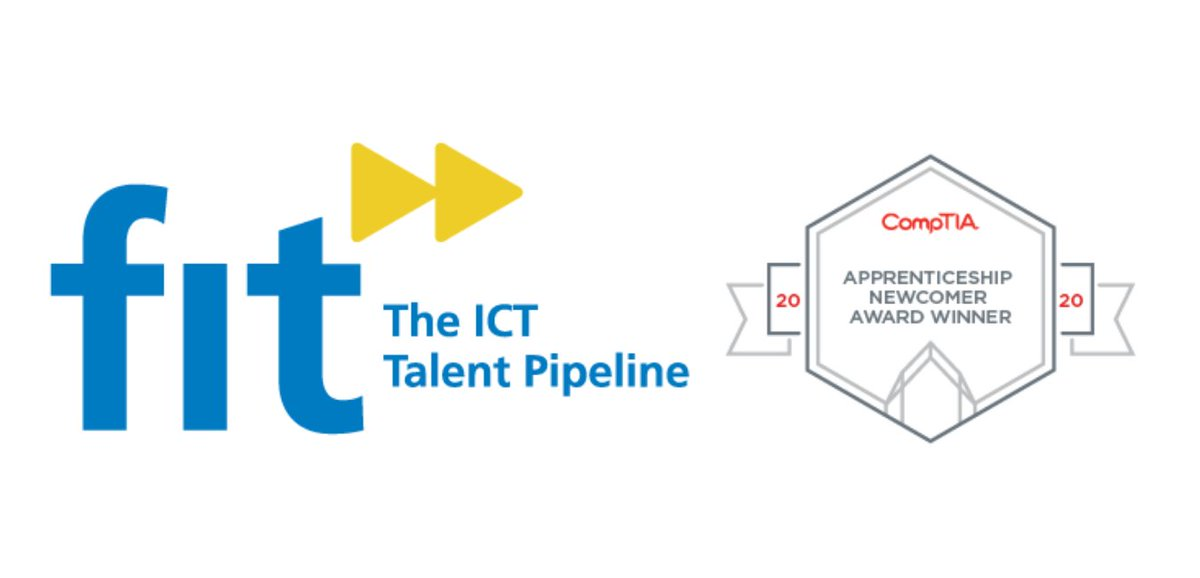 We have been namedApprenticeship Partner Newcomer #AwardWinnerby @CompTIA the non-profit association for the #globaltechnology industry. Our commitment to preparing individuals for careers in technology has not wavered in the midst of a global pandemic.  https://t.co/dIPAXwGevt