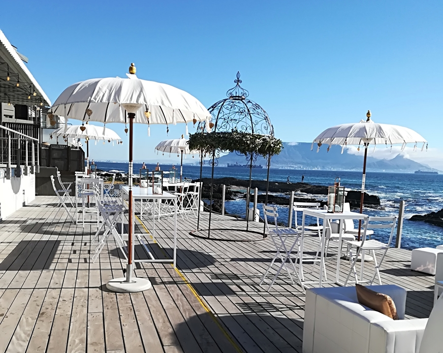 Book your corporate year-end function at On the Rocks. Our outdoor deck area is ideal for private functions boasting with stunning views. For more information, contact our banqueting team on banqueting@seascapecollection.co.za.  #functionvenuen #tablemountain #blouberg #westcoast https://t.co/zU6bzTTX0p