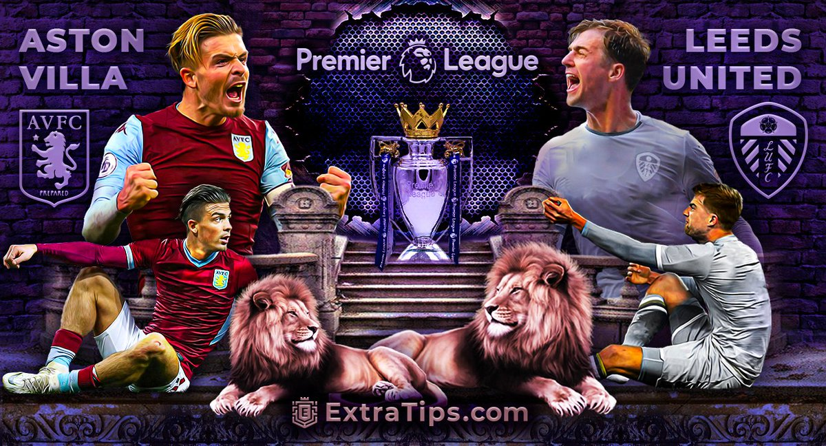🏴󠁧󠁢󠁥󠁮󠁧󠁿 In-form #AstonVilla are looking to make it 5⃣ wins in a row as they host #LeedsUnited at the Villa Park in the opening #PremierLeague fixture of the weekend ⚽️  👉 #AVLLEE Match preview & #bettingtips: https://t.co/mRHIdZborw  #avfc #lufc #PL #predictions #grealish #bamford https://t.co/yVikebO2Os