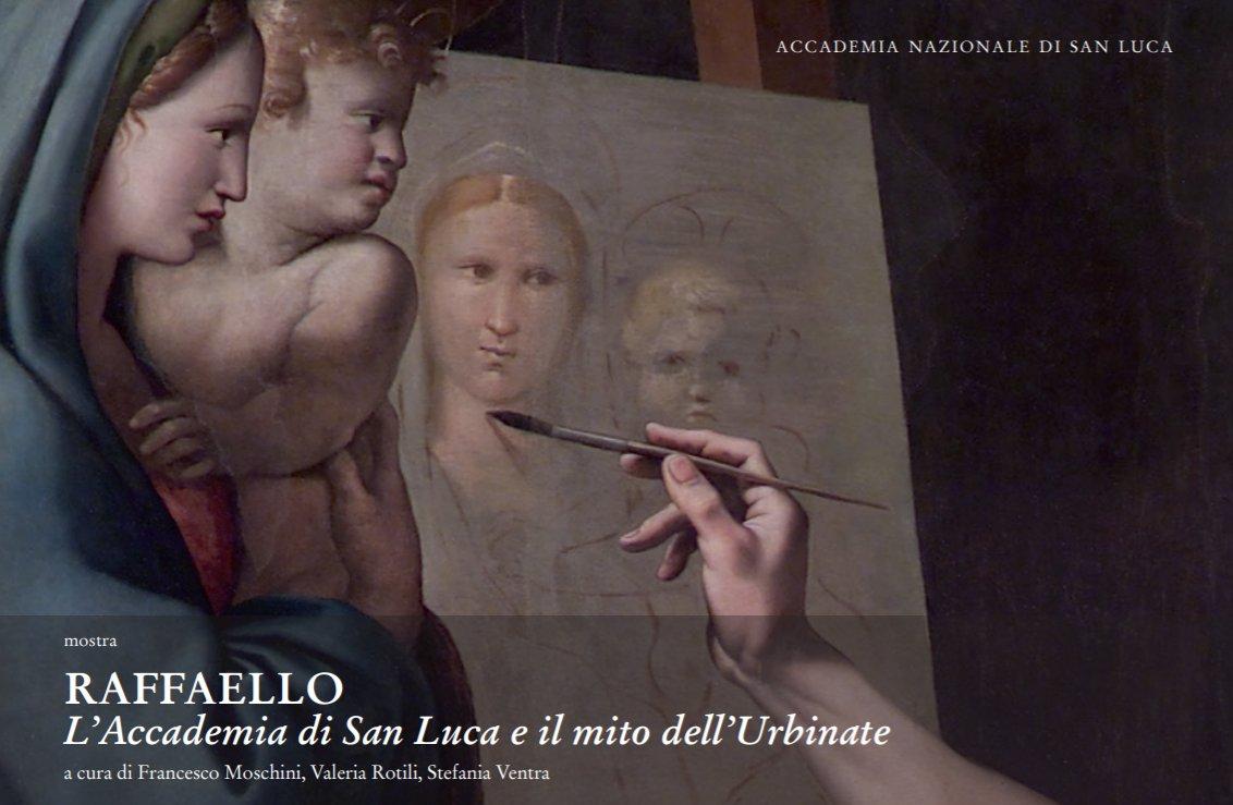 Raffaello in mostra all'Accademia Nazionale di San Luca - https://t.co/GwypgguUTN https://t.co/aTUCk3NuaS