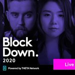 Image for the Tweet beginning: The second day of #BlockDown2020