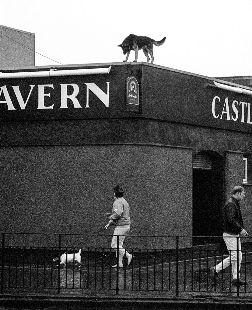 Edinburgh, 1980s. From my upcoming feature with photographer @grahammacindoe for @britcultarchive