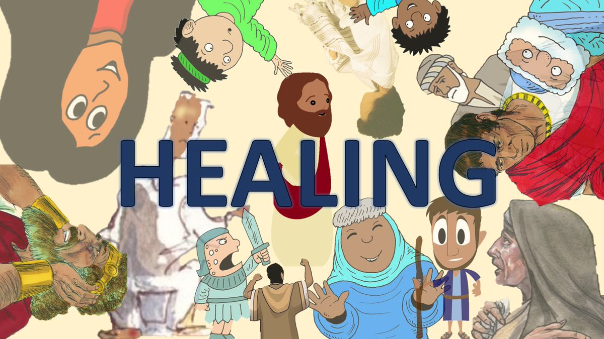 If your church can't meet covid regulations for #SundaySchool, if your family has to #StayHome and you want Biblical teaching for 5-10 year olds... Then here are 20 video lessons on healing stories from Old and New Testaments: https://t.co/s81Wg1G66m https://t.co/nZ8DbrOmXh