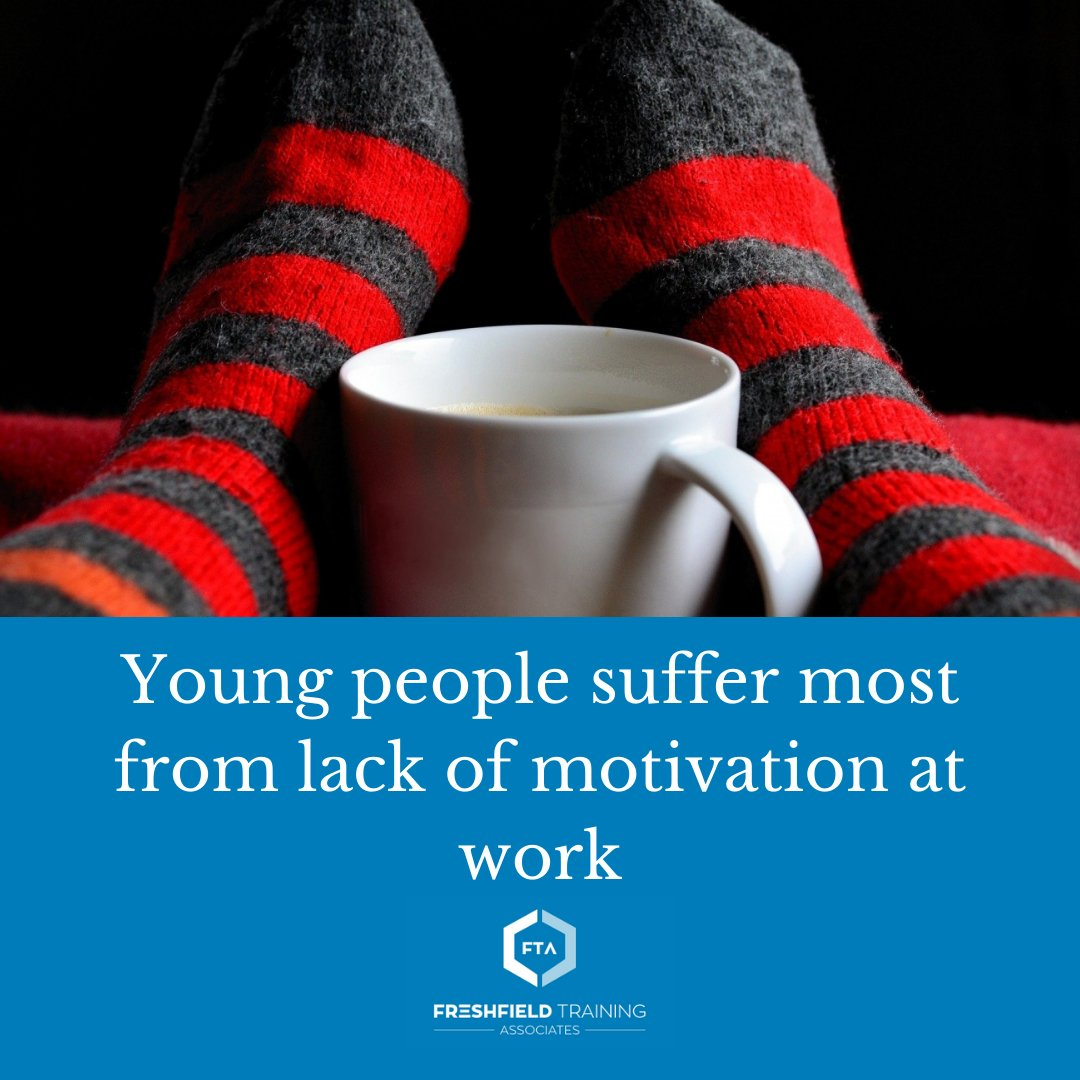 New research by management consultancy Lane4, claims 44 percent of employees under 35 years old say that a lack of motivation has been hindering their performance at work since the start of the coronavirus outbreak in March.  Read more: https://t.co/egNhtg1qm6 https://t.co/1Nvi2t7DeS