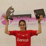 Image for the Tweet beginning: 📰 @victoriadiez19  de València,