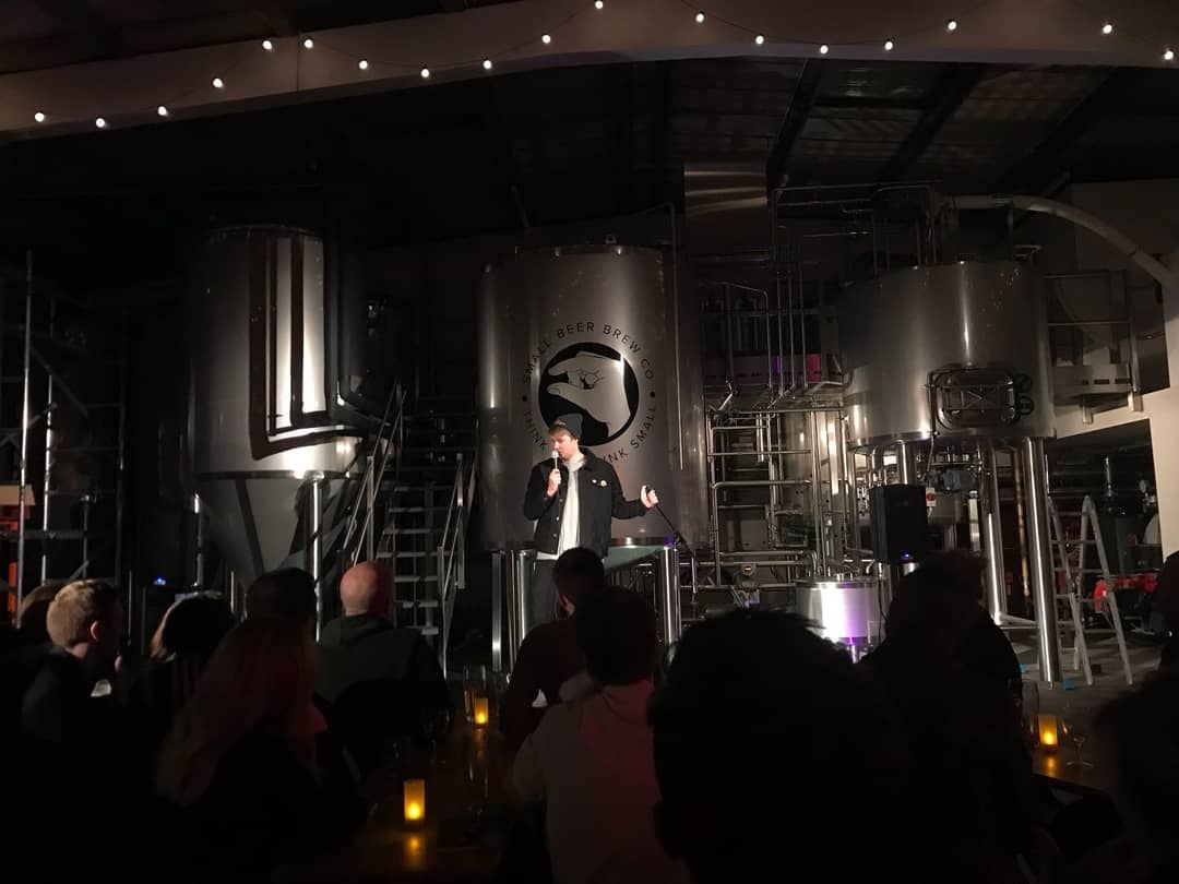 a lot of love for small beer and their lovely small beer sessions nights - looking forward to telling jokes in their brewery again one evening once were all allowed to go out. chuck them a couple of quid if you can. twitter.com/origsmallbeer/…