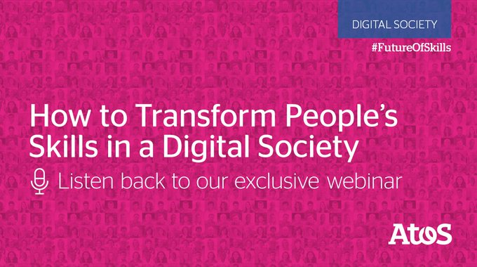 Catch up on our #skills webinar where experts explore how to transform the skills...