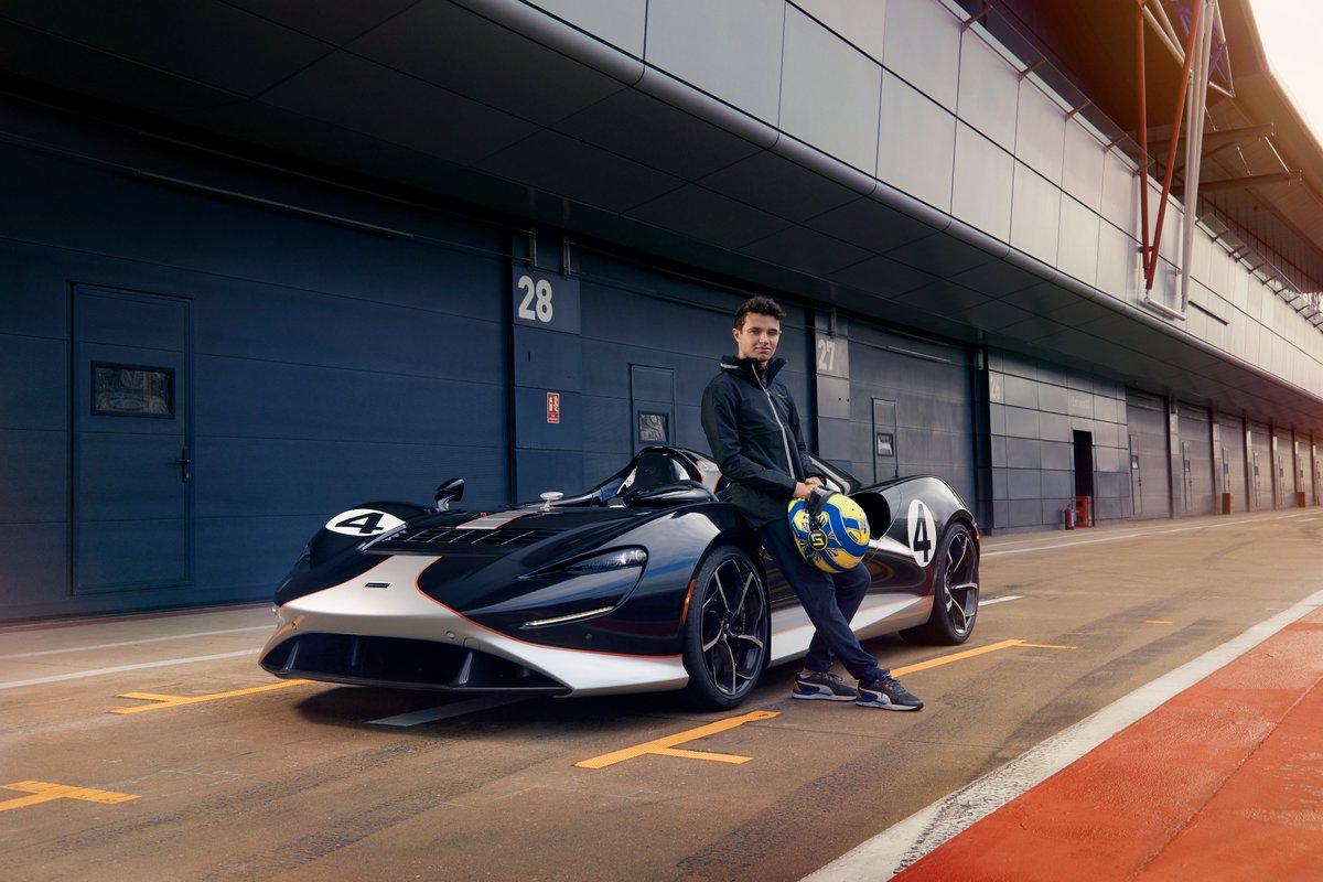 LANDO MEETS ELVA McLaren's rising star Lando Norris demonstrates the pure driving exhilaration offered by the new McLaren Elva ...   Read More: https://t.co/3vKYe9htzT  #mclaren  #landonorris #hypercars #supercars #sportcars #carnews #cars #luxurylife #automotive #autos https://t.co/BKknptg0SI