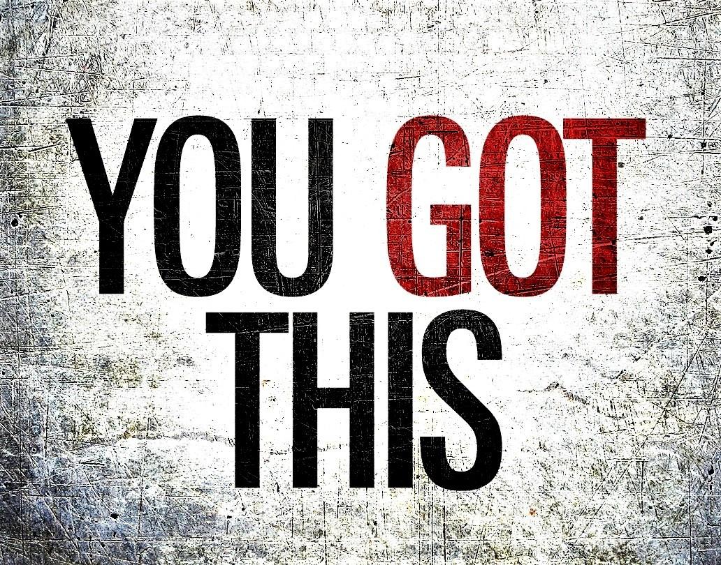 #YouGotThis  #BelieveInYou  #Inspiration  #Motivation https://t.co/lPID1zFVcH