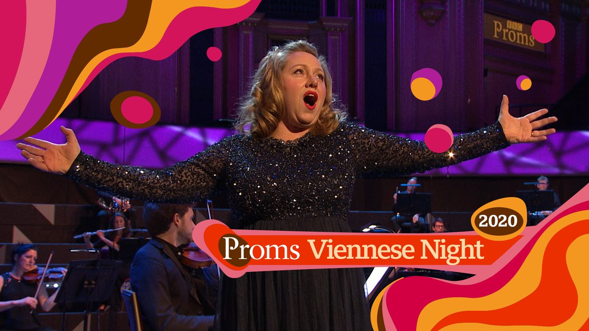 Looking for some musical escapism now the evenings are drawing in? Magic yourself to Vienna for an evening of favourites by Lehár and Johann Strauss II, from this years @bbcproms 🎶 Watch now now on @BBCiPlayer: bbc.in/3jobIkL