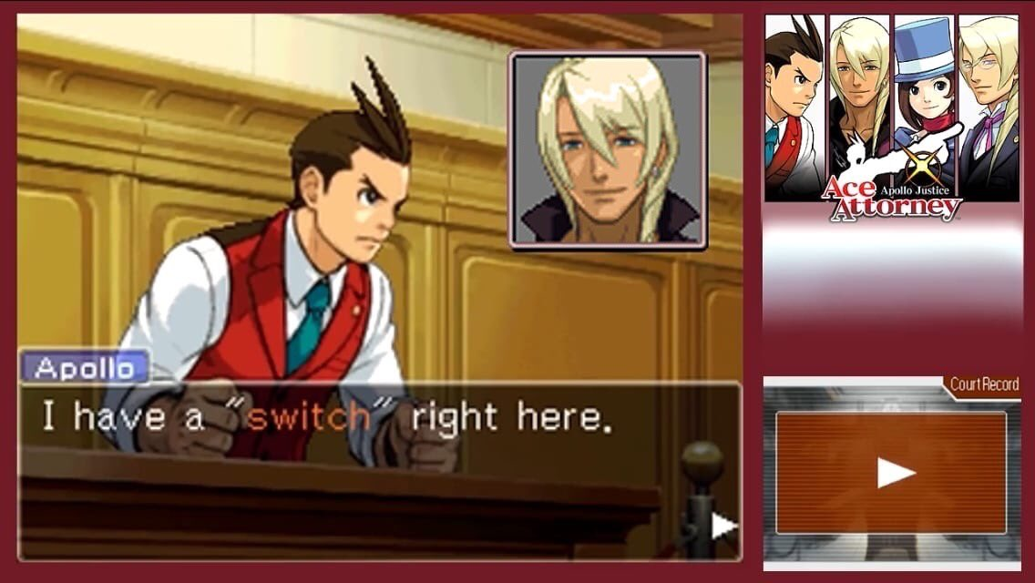 Rinrin Herlock Sholmes Entusiast On Twitter I Am Rewatching Lucahjin S Playthrough Of Apollo Justice And The Meme Potential Of This Bit Of Dialogue Could Not Be Ignored Https T Co Ygzrhoezn7 See more ideas about apollo justice, phoenix wright, ace. twitter