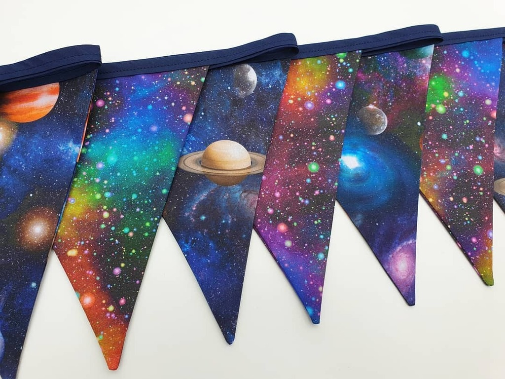 Something for a very special space fan...🚀🚀🌍 💫 We''ll be adding a few of these sets to the website later too! #spacebunting #bunting #spacefan #spacefabric #space #spaceman #planets #universe #stars #galaxy #madeat42 #Wokingham #berkshire #kidsstyle … https://t.co/Ec45b7M4ir https://t.co/TTXTTlIqQr