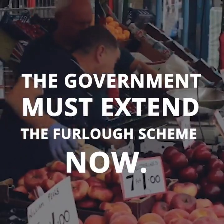 The Chancellor has utterly failed to address the gravity of the economic crisis. The furlough scheme must be extended. Agree? Back our campaign ⬇️ libdems.org.uk/protect-jobs