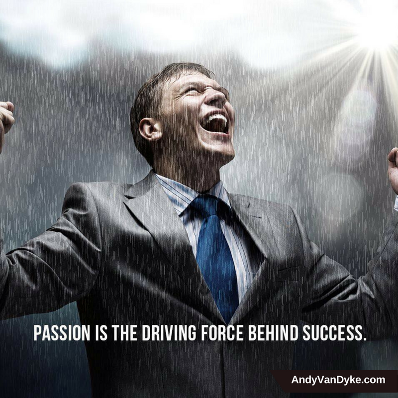 Passion is the driving force behind success!  #Passion https://t.co/1GgVlrApDk