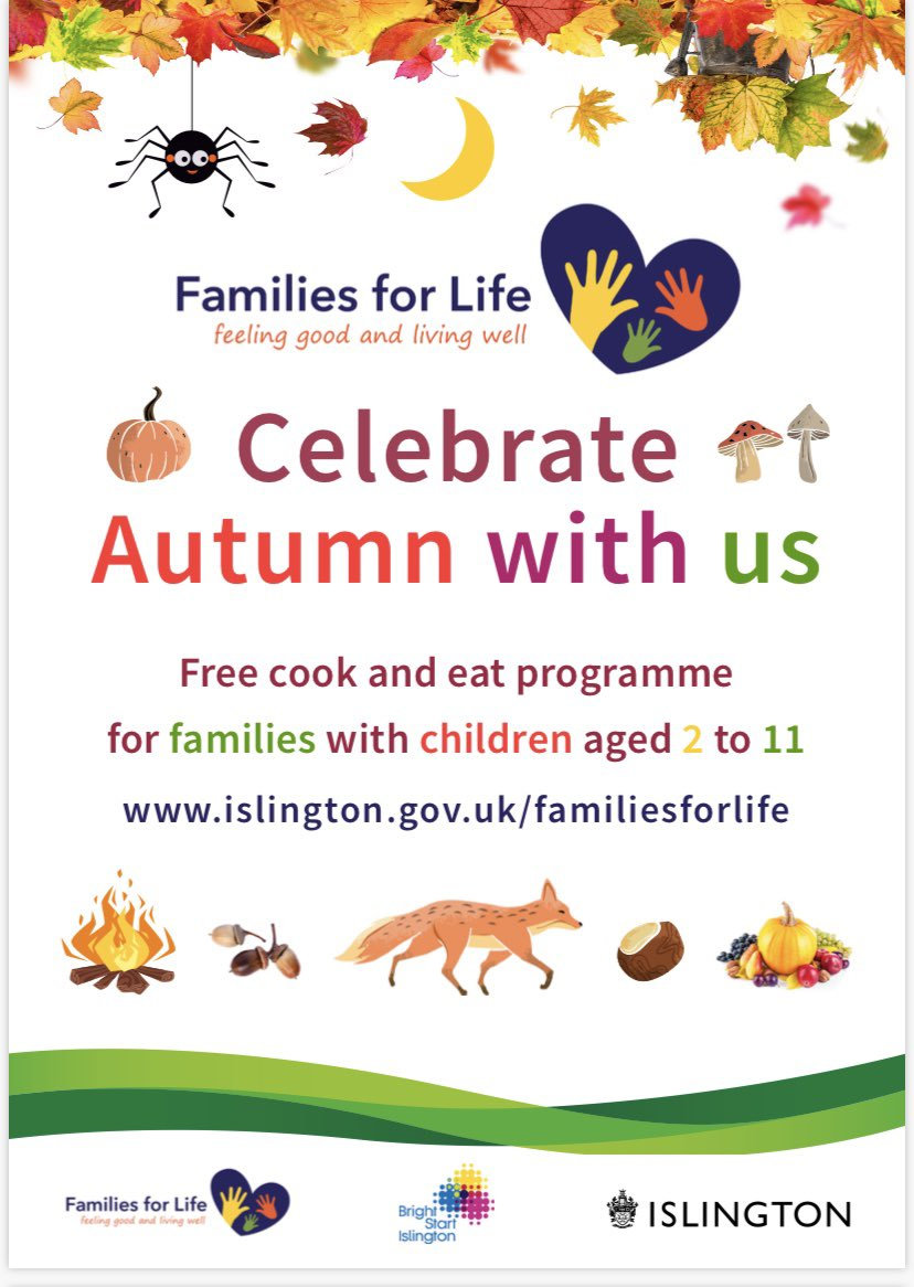 Check out this exciting new project for families to cook and eat with each other. The families will get shopping vouchers to buy own ingredients for each session too. How amazing is that!. #familiesforlife #cookandeat #families #childrenandyoungpeople https://t.co/IONBcI2Pji