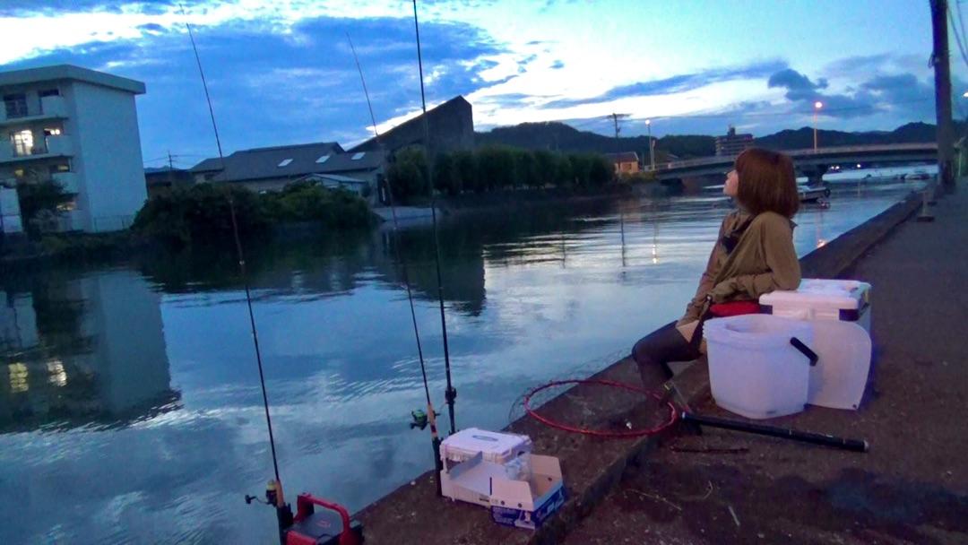 アメブロを投稿しました。のんびーりと夜釣りしてみた