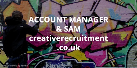 Calling all #ACCOUNT #MANAGERS / #SENIOR #ACCOUNT #MANAGERS #AM & SAM #Perm #Herts / #London – #Agency exp.  #Through-the-line #campaigns #Print #Online #Email #Social & #Video #Retail £30 -40k –DM rachael@creativerecruitment.co.uk https://t.co/IbwzpAHtej