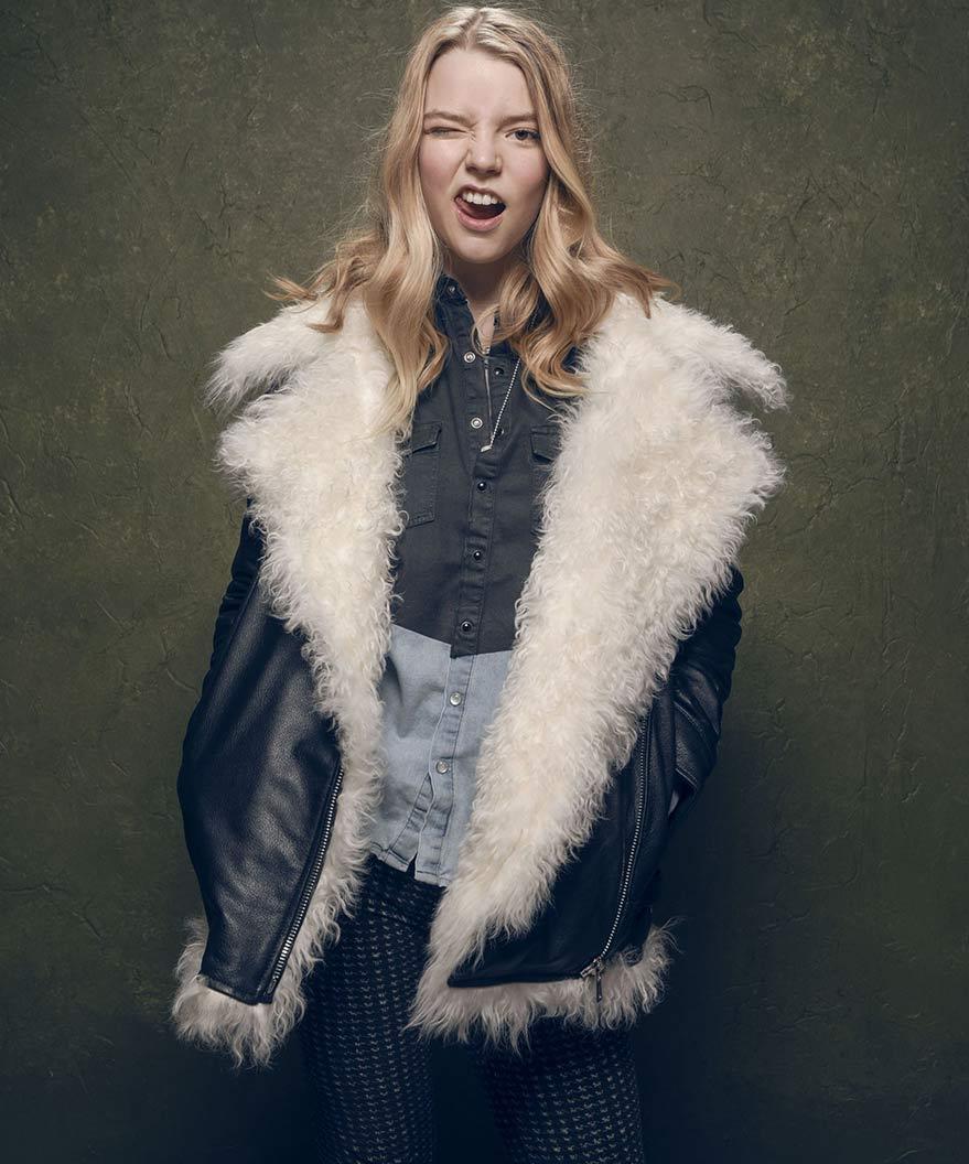 Ana Taylor Joy ❤️ Fur Leather Jacket is always in fashion FREE SHIPPING🚢 HALLOWEEN DISCOUNT🎃 Follow Us for more Jacket Updates https://t.co/yOL6ZPI30A  #AnyaTaylorJoy #emiliaclarke #america #series #movies #Hollywood #Halloween #cosplay #EmilyInParis #Netflix #style #Biden #v https://t.co/6mWiwh97iE