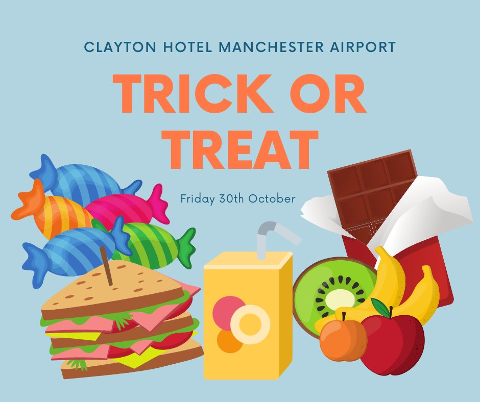 🥪FREE SCHOOL MEALS🥪  We're putting put a little #Halloween🎃twist on the #FreeSchoolMeals initiative for children in the local area!  Pop in next from 12-2pm on Friday 30th October for some trick or treating... you scare us, and we #treat you to a delicious packed lunch 🥪🧃🍎 https://t.co/t55s9FfUfu