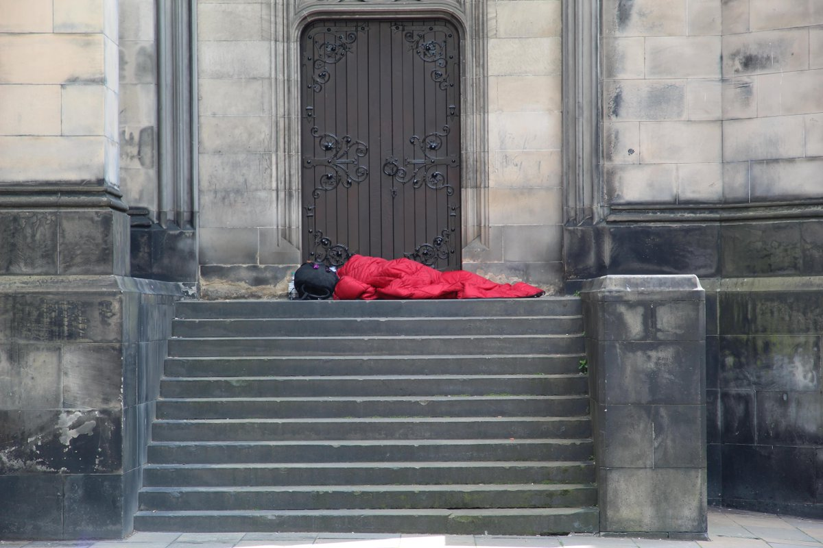 Image for Lessons learned from the streets of Brazil could help tackle a surge in Scottish youth homelessness caused by Covid-19, according to a University of Dundee expert. https://t.co/Xvru5srELf htt