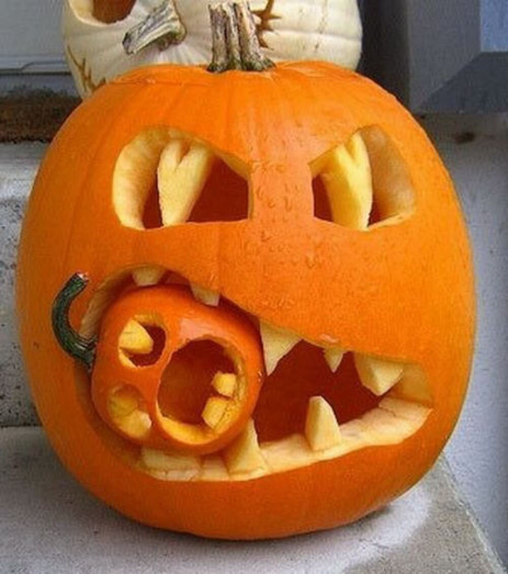 20 Most Unique Pumpkin Carving Ideas For Halloween Decorating https://t.co/AScFnsMC1O https://t.co/nxH6HzZPgo