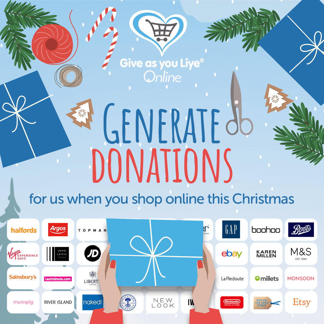 Support Hire a Hero this Christmas by generating donations when you shop online for gifts and more via GiveasyouLive Online.  💸 It's free 📱 There's a handy app 🛍️ There are over 4,000 stores!  https://t.co/1keVo2yPPy #servingthosewhoservedus #charity #giveasyoulive https://t.co/HTVuiRP820
