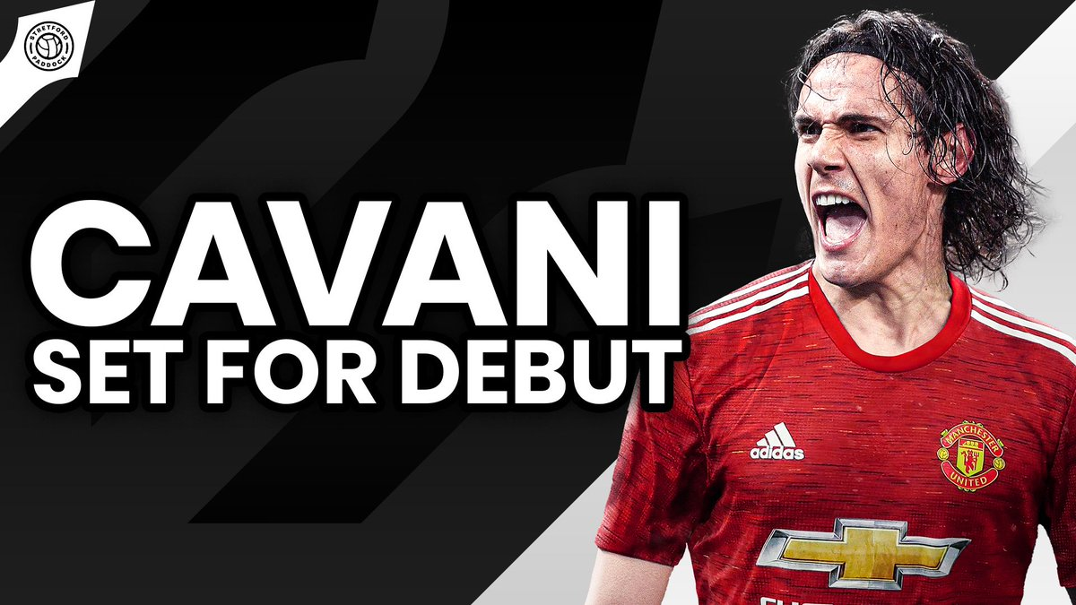 Cavani Set For Debut!? 👀 ➡️ youtu.be/VtgzPsUSyA4 ⬅️ @Baggers_Alex is LIVE now!