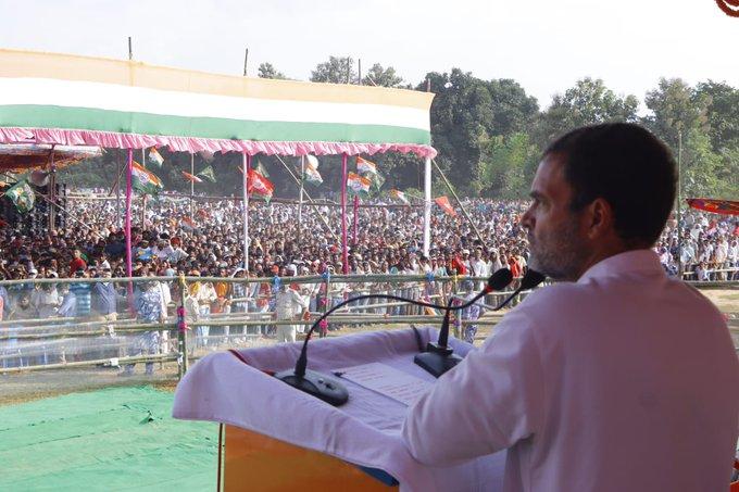 Bihar Elections: PM Modi, Congress leader Rahul Gandhi address rallies