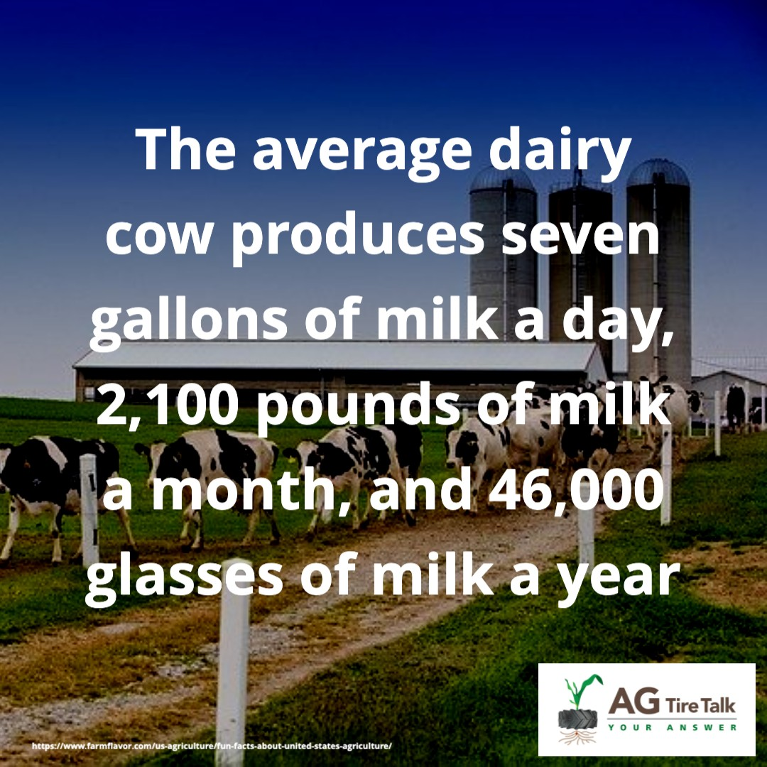 #FactFriday #FarmFriday #ag #agriculture #farming #tractors #tires https://t.co/WYyQmGPC65 https://t.co/7L3Q6DQi02