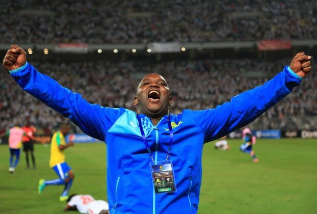 1. ABSA Premiership Coach of the Season Pitso Mosimane https://t.co/k6soP4FqAo