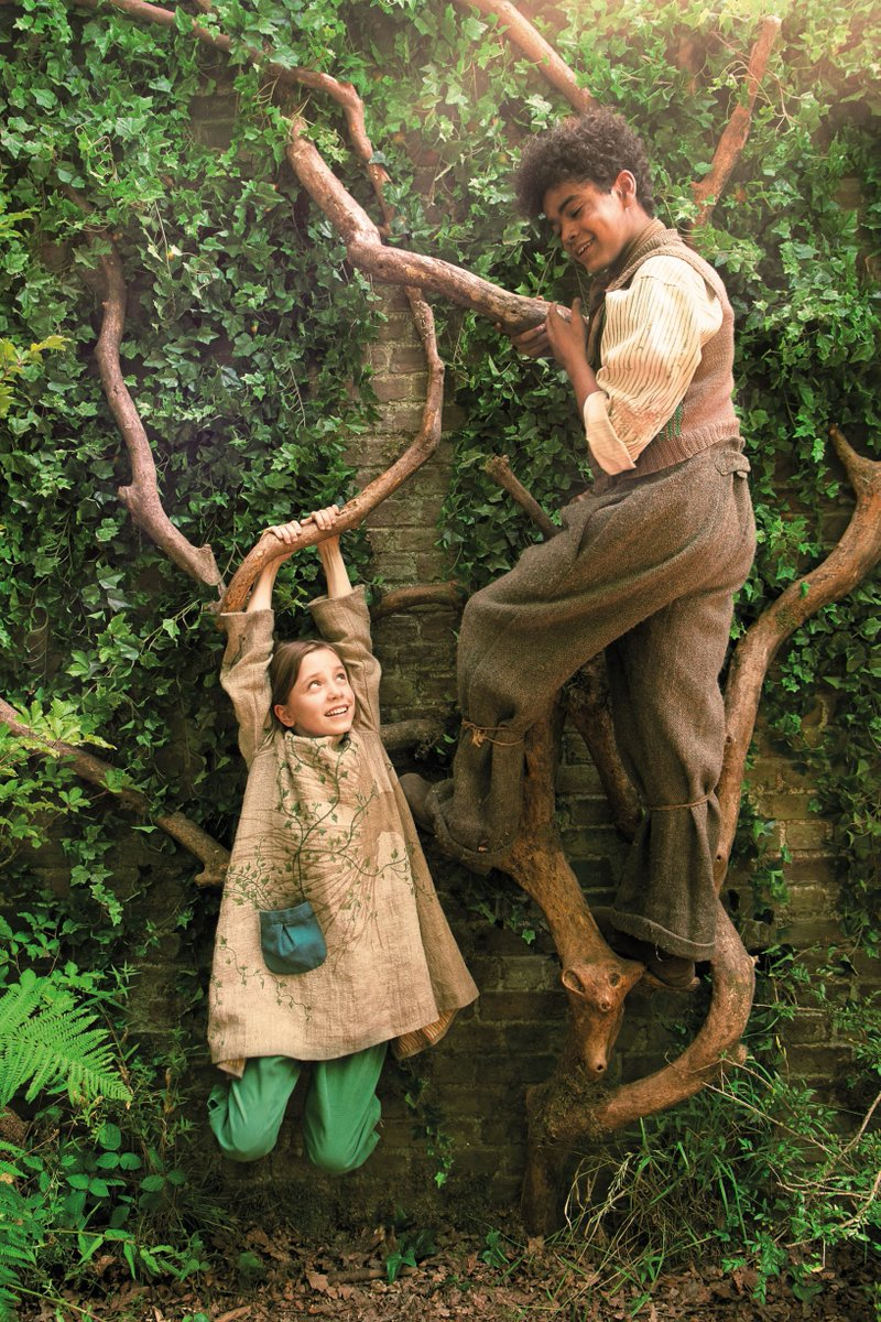 A great new adaptation of #TheSecretGarden is released today. 🌿 Why not explore the beautiful Yorkshire locations used in the film including @fountainsabbey, @nymr and the not so secret @HelmsleyWalledG. yorkshire.com/inspiration/yo… #FilmedInYorkshire #halfterm