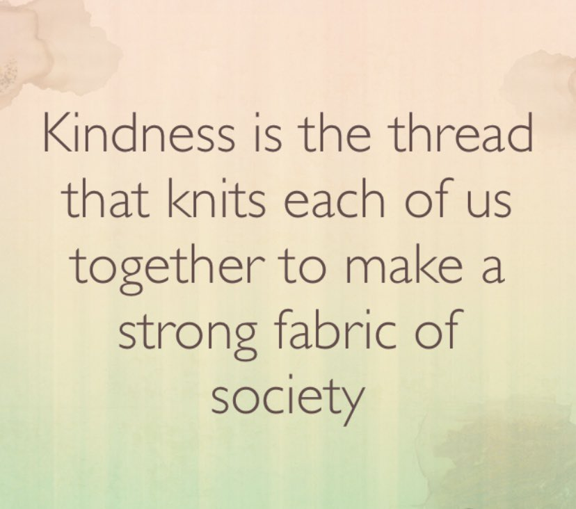 This. All day, every day. But especially now #KindnessMatters #BeKind https://t.co/J5doK7hYCu