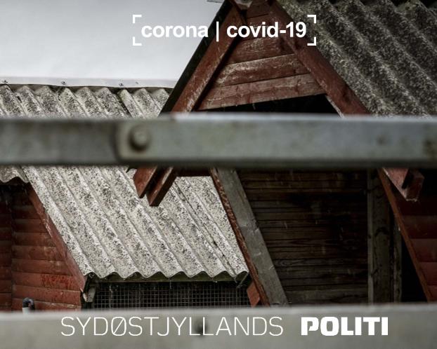 Coronasmitten er desværre også kommet til Sydøstjyllands Politis minkfarme. Er du i tvivl om, hvilke forholdsregler, du skal tage, hvis du fx bor tæt på en minkfarm, så læs med på https://t.co/uWa0n9QlOk #politidk #covid19dk https://t.co/ud6OFmkY5W