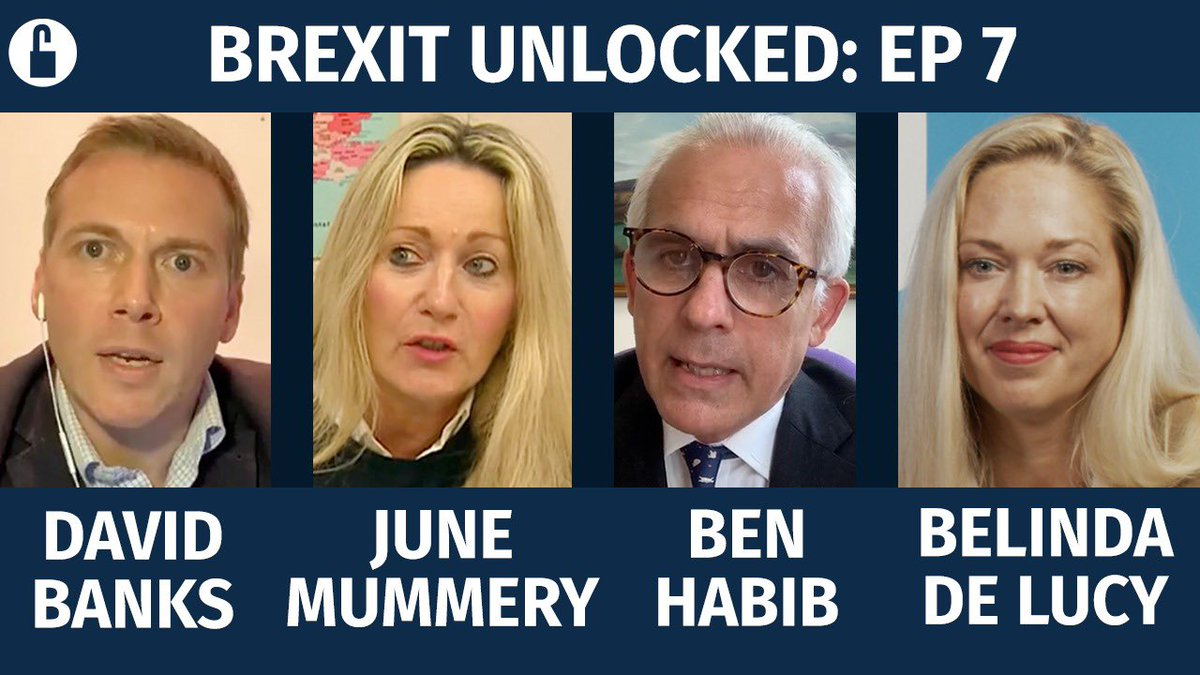 Thank you @Unlocked_UK_ for inviting me on, you have been a great support to me and the Fishing Industry.  Coastal towns and villages should not be used in any trade deals. Our government is sleep walking, its time they woke up and put our Country & the people first. https://t.co/8p51pVNkNE