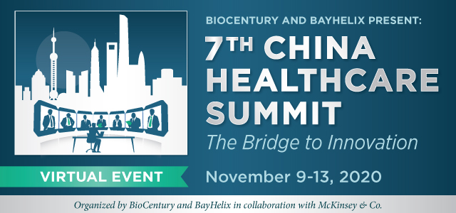 2/ 20+ China biotech CEOs on the @BioCentury BayHelix program: Ascentage, Ascletis, @BeiGeneUSA Brii, Everest, Hua, Innovent, I-Mab, Junshi, Lee's, @WuXi_AppTec & more + CEOs of RDPAC, PhiRDA @IAmBiotech   Latest Agenda: https://t.co/Q1KWAa4wQh #ChinaSummit2020 https://t.co/fwdmeluB1M