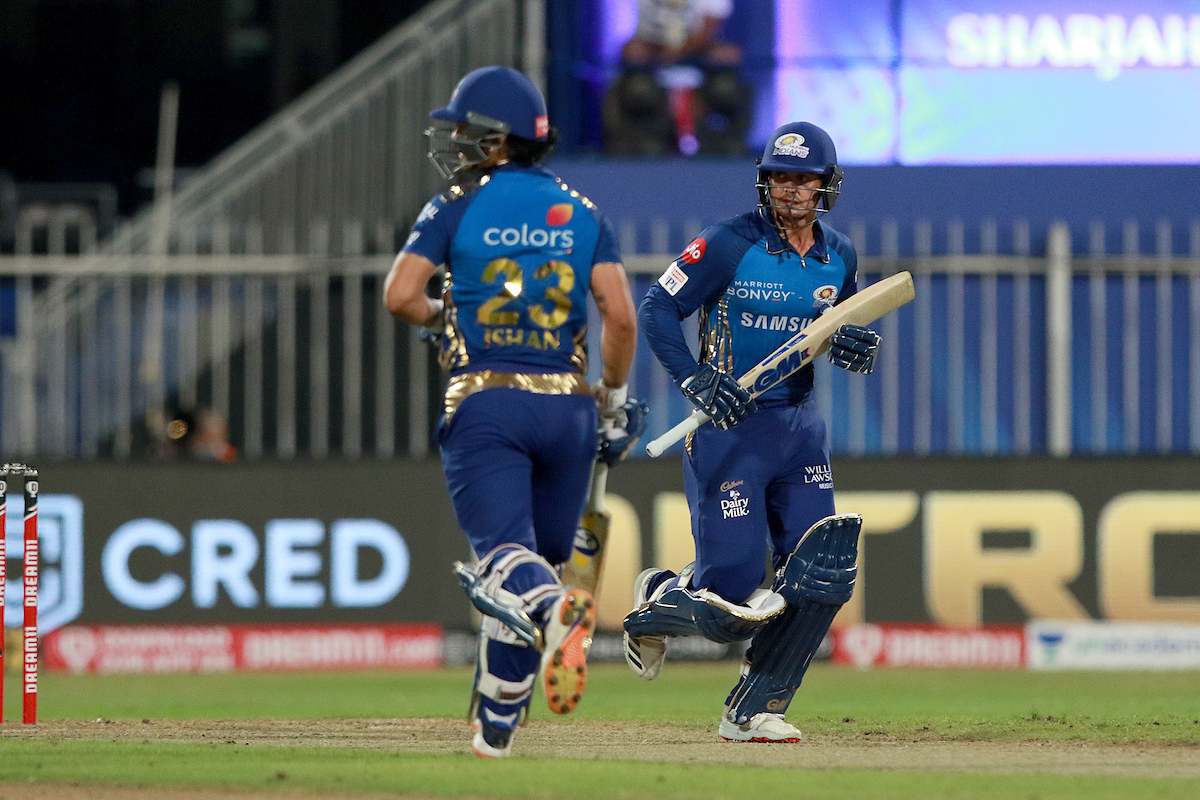 #MumbaiIndians WIN by 10 wickets.  #Dream11IPL https://t.co/NeUUpWME7I