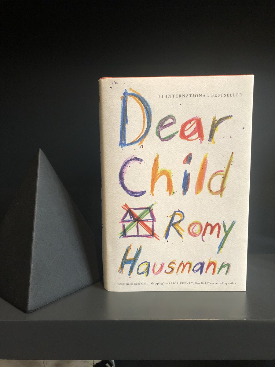 Are you ready for Halloween? Were giving away Dear Child by Romy Hausmann on @goodreads. Enter for a chance to win and get your fill of thrills and chills #dearchild #romyhausmann #thriller #Halloween goodreads.com/giveaway/show/…