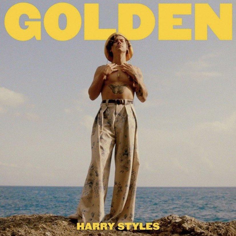 Harry for 'Golden'✨