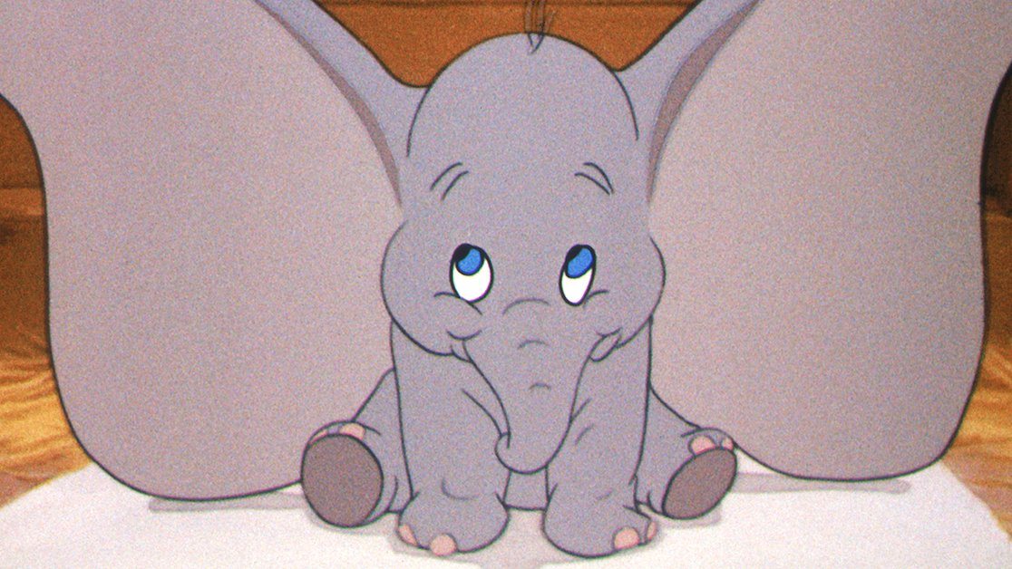 Happy anniversary to our favorite flying elephant, Dumbo!